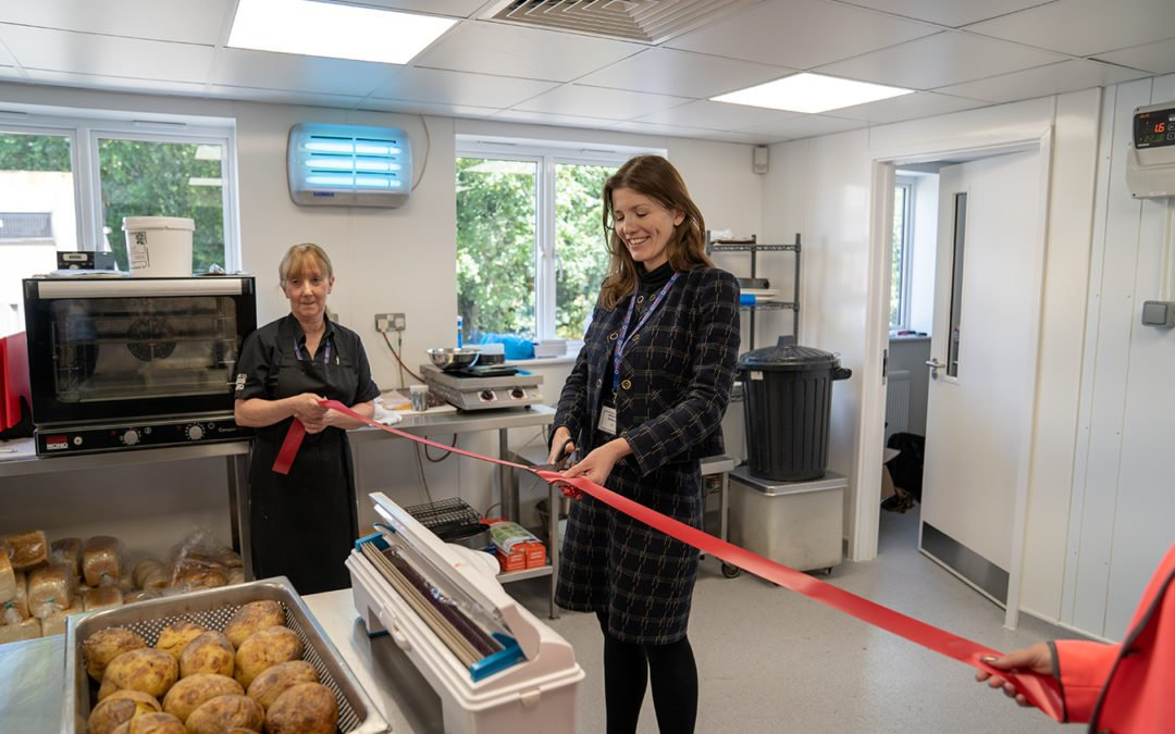 Chippenham Pit Stop Opens New State of the Art £300K Kitchen