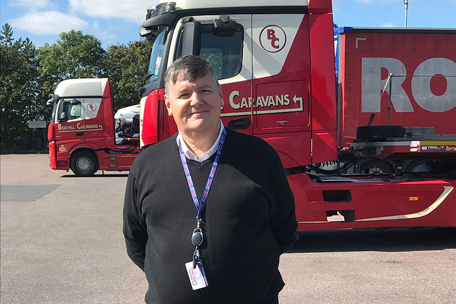 Lee Fenn - General Manager at Chippenham Pit Stop