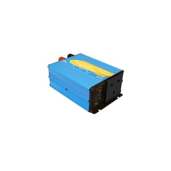Solar Sunshine Inverter 12V-230V 300 Watt With USB