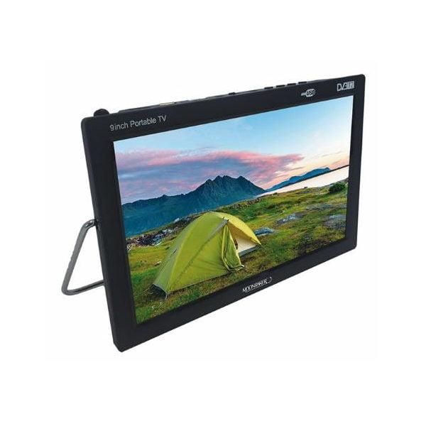 Moonraker 9 inch Portable TV