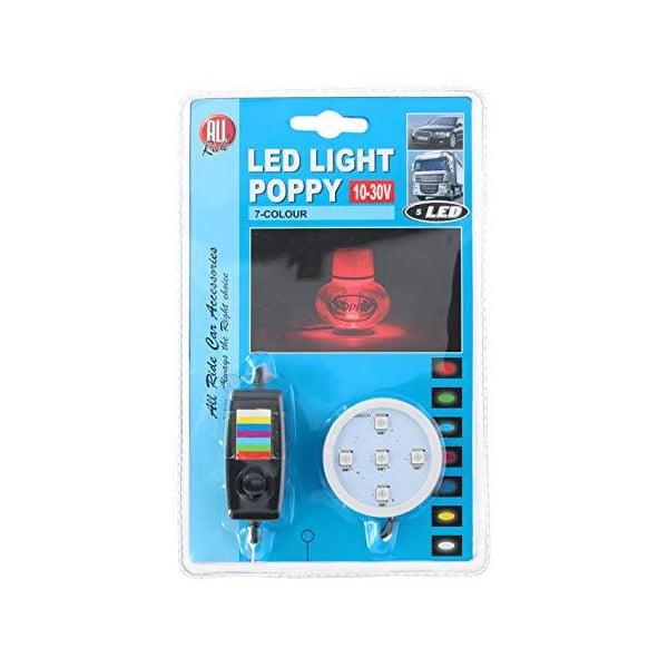 LED Base for Poppy Air Freshner