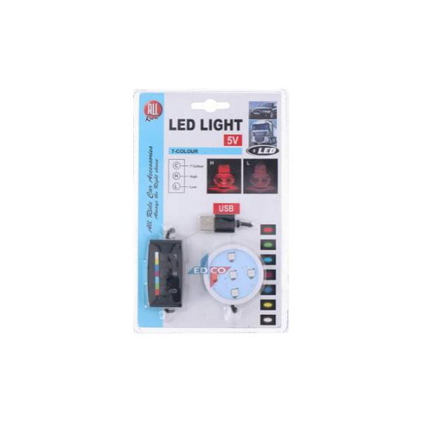 LED Base for Poppy Air Freshener (USB 5V)