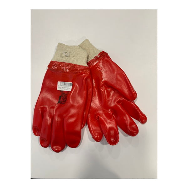 Rubber Gloves with Elastic wrist