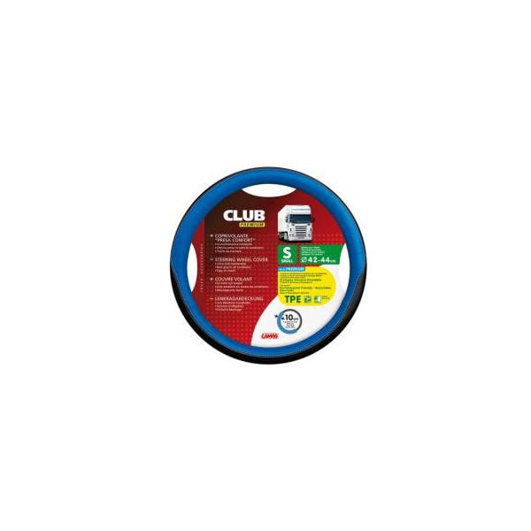 Blue Club Classic Steering Wheel Cover