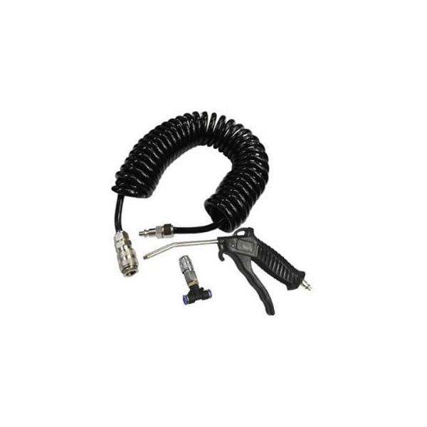 Black Heavy Duty Air Duster Set