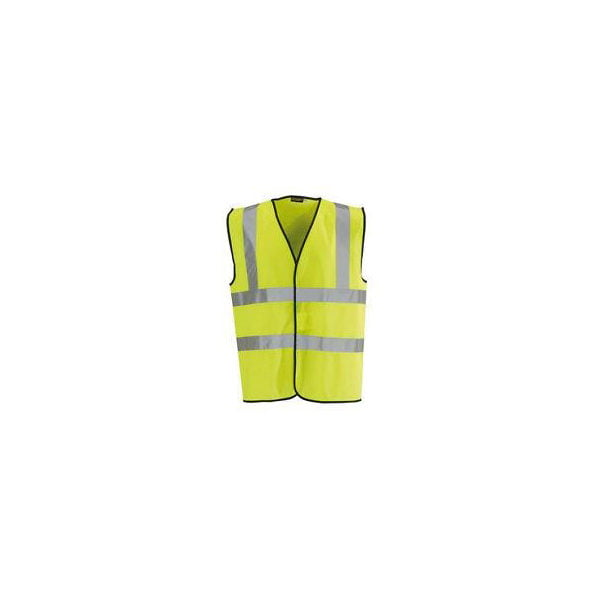 HiViz Yellow Waistcoat