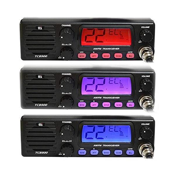 TCB 900 Multi Channel Radio