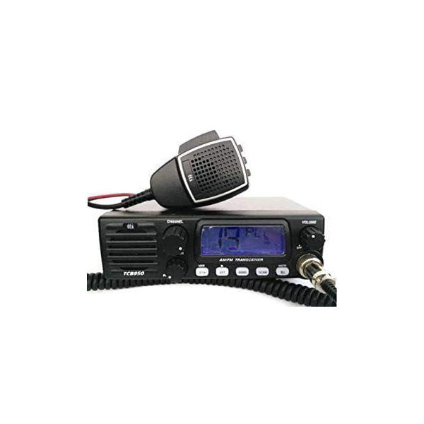TCB 900 Multi Channel Radio