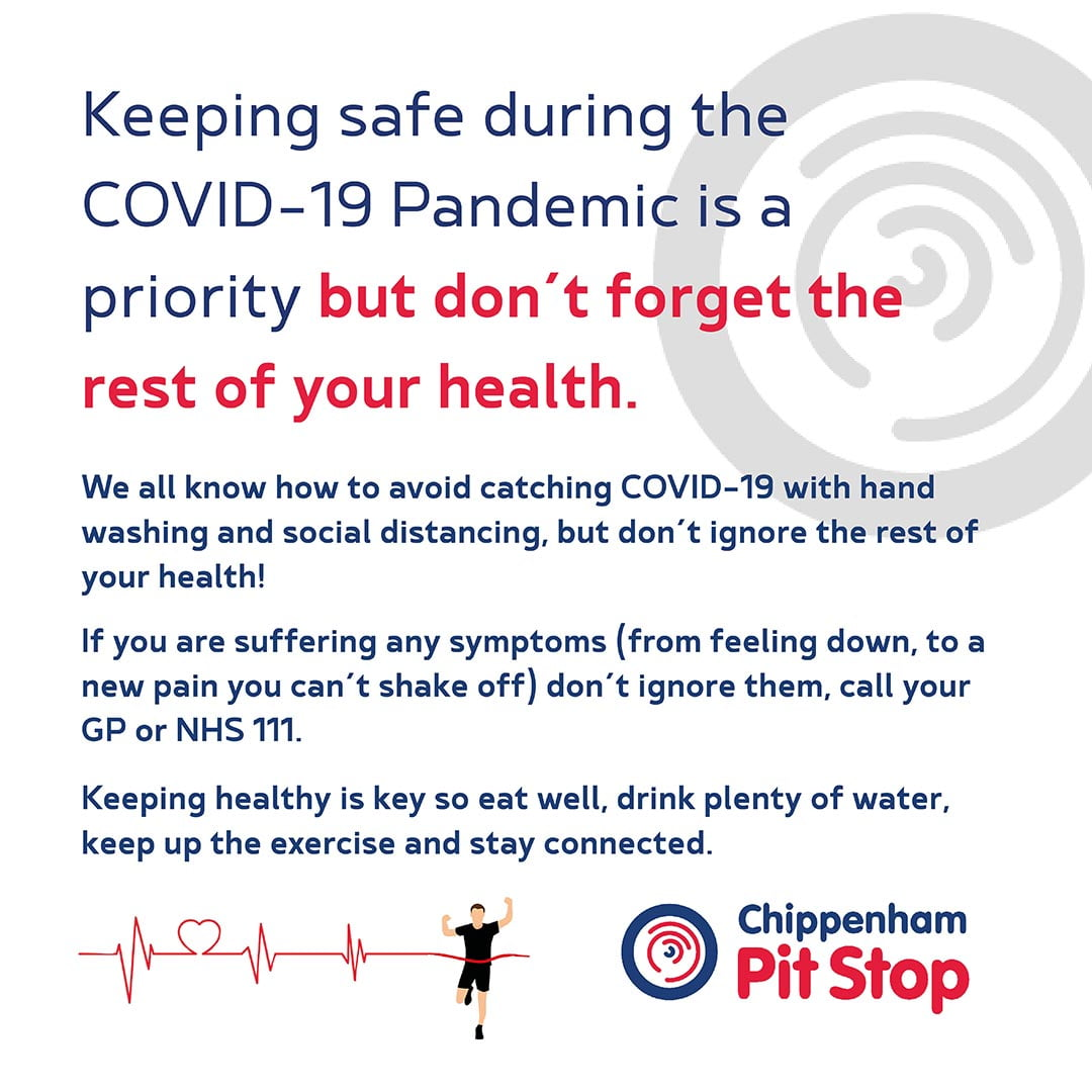 Looking After Your Health During the Coronavirus Outbreak
