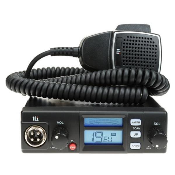 TCB 565 12:24V Multi Standard CB Radio