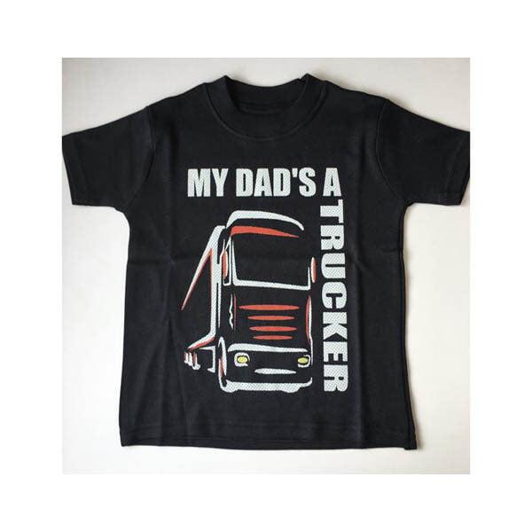 Dad tshirt black