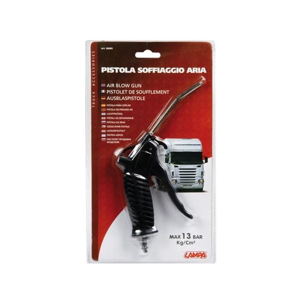 Lampa Replacement Black Air Duster Gun