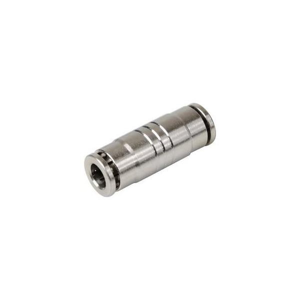 Air tubes straight metal quick connector 0.6mm