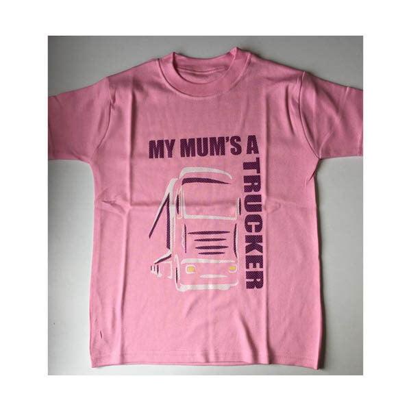 Mum tshirt pink